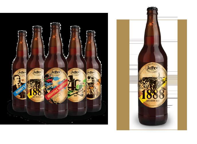 1888 – Belgium Ale